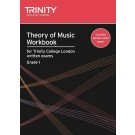 Theory of Music Workbook Grade 1 -     () Trinity Theory - Trinity College London. Softcover Book