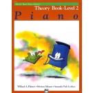 Alfred's Basic Piano Course: Theory Book 2 -    Amanda Vick Lethco|Morton Manus|Willard A. Palmer (Piano) Alfred's Basic Piano Library - Alfred Music. Softcover Book