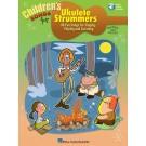 Children's Songs for Ukulele Strummers -  Various   (Ukulele)  - Hal Leonard. Softcover/CD Book
