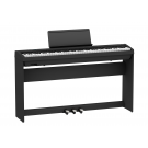 Roland FP30X Digital Piano Kit Bundle in Black