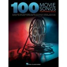 100 Movie Songs for Piano Solo -    Various (Piano) Piano Solo Songbook - Hal Leonard. Softcover Book