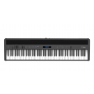 Roland FP60X Digital Piano Kit Bundle in Black