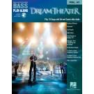 Dream Theater -    Dream Theater (Bass Guitar) Bass Play-Along - Hal Leonard. Sftcvr/Online Audio Book