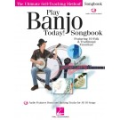 Play Banjo Today! Songbook -  Various   (Banjo) Play Today Instructional Series - Hal Leonard. Sftcvr/Online Audio Book