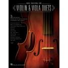 Big Book of Violin & Viola Duets - Kathleen Tompkins   Various (Viola|Violin)  - Hal Leonard. Softcover Book