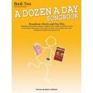 A Dozen A Day Songbook - Book 2 - Carolyn Miller   Various (Piano) A Dozen a Day - Willis Music. Softcover Book
