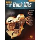 Rock Hits -    Various (Mandolin) Mandolin Play-Along - Hal Leonard. Sftcvr/Online Audio Book