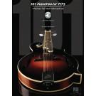 101 Mandolin Tips -  Fred Sokolow   (Mandolin)  - Hal Leonard. Sftcvr/Online Audio Book