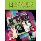 14 Pop Hits -  Various   (Piano) Big Note Songbook - Hal Leonard. Softcover Book