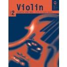 Violin Technical Workbook Level 2 Ameb -     ()  - .  Book