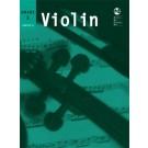Violin Series 8 - Third Grade -     (Violin) AMEB Violin - AMEB. Softcover Book