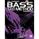 Hal Leonard Bass Tab Method Songbook 1 -  Various   (Bass Guitar) Bass Guitar Tab Method - Hal Leonard. Softcover/CD Book