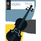 Violin Series 9 - Second Grade -     (Violin) AMEB Violin - AMEB. Softcover Book