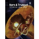 Horn and Trumpet Technical Work Book -     (French Horn|Trumpet) AMEB Brass - AMEB. Softcover Book