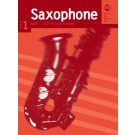 Alto Saxophone Series 1 - First to Fourth Grades -     (Alto Saxophone) AMEB Saxophone - AMEB. Softcover Book