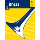 Brass Series 1 - B Flat Version First and Second Grades -     (Bb Instrument) AMEB Brass - AMEB. Softcover Book
