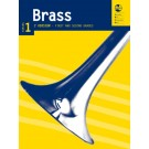 Brass Series 1 - C Version First and Second Grades -     (C Instrument) AMEB Brass - AMEB. Softcover Book