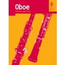 Oboe Technical Work Book -     (Oboe) AMEB Oboe - AMEB. Softcover Book