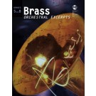 Brass Orchestral Excerpts - Grades 5 to 8 -     (Bass Trombone|Euphonium|French Horn|Tuba|Trombone|Trumpet) AMEB Brass - AMEB. Spiral Bound Book