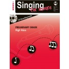 Singing For Leisure Series 1 - Preliminary Grade High Voice -     (Classical Vocal|Vocal) AMEB Singing For Leisure - AMEB. Softcover/CD Book