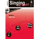 Singing For Leisure Series 1 - Grade 2 High Voice -     (Classical Vocal|Vocal) AMEB Singing For Leisure - AMEB. Softcover/CD Book