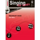 Singing For Leisure Series 1 - Preliminary Grade Low Voice -     (Classical Vocal|Vocal) AMEB Singing For Leisure - AMEB. Softcover/CD Book