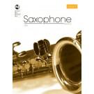 Alto Saxophone Series 2 - Grade 1 -     (Alto Saxophone) AMEB Saxophone - AMEB. Softcover Book