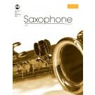 Alto Saxophone Series 2 - Grade 3 -     (Alto Saxophone) AMEB Saxophone - AMEB. Softcover Book