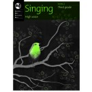 Singing Series 2 - Third Grade High Voice -     (Classical Vocal|Vocal) AMEB Singing - AMEB. Softcover Book