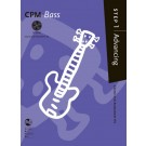 CPM Bass - Step 1 Advancing -     (Bass Guitar) CPM Contemporary Popular Music - AMEB. Softcover/CD Book