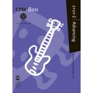 CPM Bass - Step 2 Advancing -     (Bass Guitar) CPM Contemporary Popular Music - AMEB. Softcover/CD Book