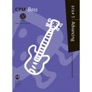 CPM Bass - Step 3 Advancing -     (Bass Guitar) CPM Contemporary Popular Music - AMEB. Softcover/CD Book