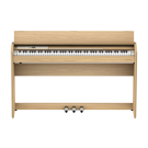 Roland F701 Digital Piano in Light Ash