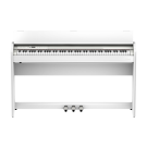 Roland F701 Digital Piano in White