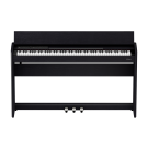 Roland F701 Digital Piano in Charcoal Black