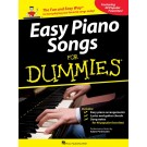 Easy Piano Songs for Dummies -  Adam PerlmutterVarious   (Piano)  - Hal Leonard. Softcover Book