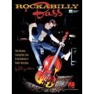 Rockabilly Bass -  Johnny Hatton   (Double Bass)  - Hal Leonard. Sftcvr/Online Media Book