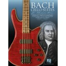 Bach Cello Suites for Electric Bass -    Johann Sebastian Bach (Bass Guitar)  - Hal Leonard. Softcover Book
