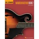Hal Leonard Mandolin Method - Book 2 -  Rich DelGrosso   (Mandolin)  - Hal Leonard. Softcover Book