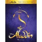 Aladdin - Broadway Musical -    Alan Menken (Piano|Vocal) Vocal Selections - Hal Leonard. Softcover Book