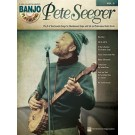 Pete Seeger - Michael Miles|Mike Kropp Pete Seeger   (Banjo) Banjo Play-Along - Hal Leonard. Softcover/CD Book