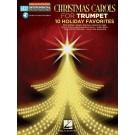 Christmas Carols for Trumpet -    Various (Trumpet) Easy Instrumental Play-Along - Hal Leonard. Sftcvr/Online Audio Book