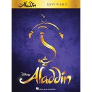 Aladdin - Broadway Musical -    Alan Menken (Piano) Easy Piano Vocal Selections - Hal Leonard. Softcover Book