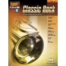 Classic Rock -  Various   (Trumpet) Trumpet Play-Along - Hal Leonard. Sftcvr/Online Audio Book