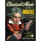 Classical Music for the Ukulele - Dick Sheridan    (Ukulele)  - Centerstream Publications. Softcover/CD Book