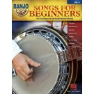Songs for Beginners -    Various (Banjo) Banjo Play-Along - Hal Leonard. Softcover/CD Book