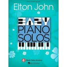 Elton John - Easy Piano Solos -  Elton John   (Piano|Vocal)  - Music Sales America. Softcover Book