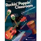 Rockin' Poppin' Classroom - Tom Anderson    () Expressive Art (Choral) - Hal Leonard. CD Book