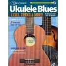 Kev's QuickStart Ukulele Blues -  Kevin Rones   (Ukulele)  - Centerstream Publications. Softcover/CD Book