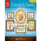 Friends & Family -    Roger Emerson () Expressive Art (Choral) - Hal Leonard. Softcover/CD-ROM Book